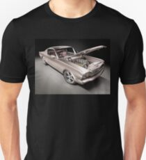 Michael Sande's Ford Mustang Fastback Unisex T-Shirt