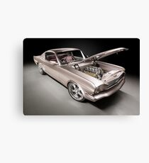 Michael Sande's Ford Mustang Fastback Canvas Print