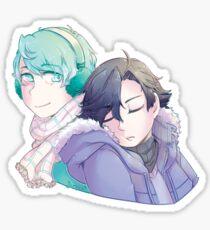 Mystic Messenger - V & Jumin Sticker