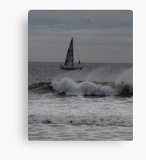 Surf and Sail Canvas Print