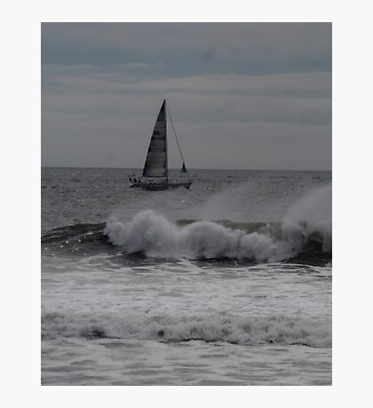 Surf and Sail Photographic Print