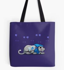 Derpkitty on the hunt Tote Bag