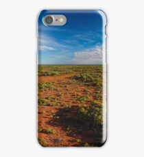 Golden Light - Kilcowera Station iPhone Case/Skin