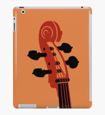 Cello Scroll VRS2 iPad Case/Skin