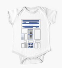 robot body Kids Clothes