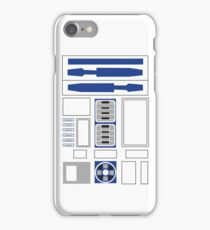 robot body iPhone Case/Skin