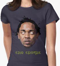 KENDRICK LAMAR Women's Fitted T-Shirt