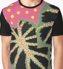 Dotty pink Graphic T-Shirt