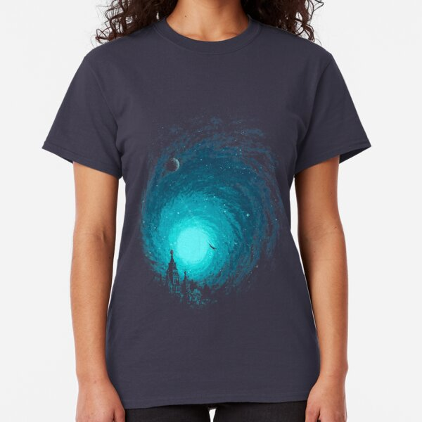 Calm Night To Fly Classic T-Shirt