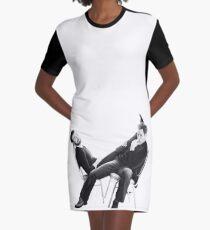 Super husbands Graphic T-Shirt Dress