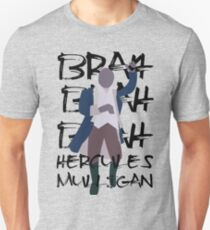 Hercules Mulligan- Hamilton Unisex T-Shirt