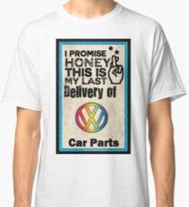 VW Car parts Classic T-Shirt