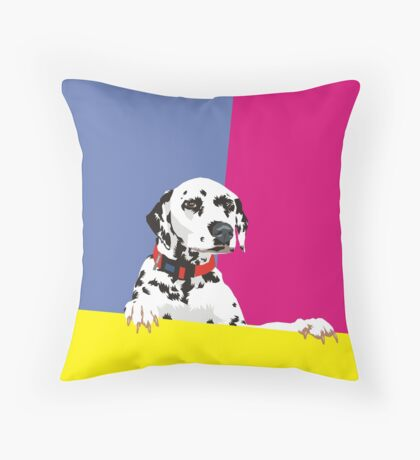 How may I help you? Throw Pillow