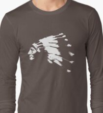 Whirling Horse Sioux Indian Chief T-Shirt