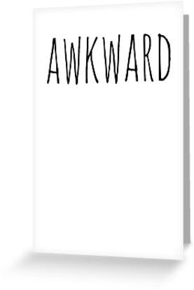 AWKWARD by Rob Price