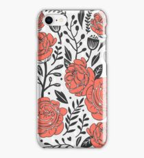 Orange Garden iPhone Case/Skin