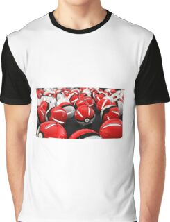 Pokeball GO! Graphic T-Shirt