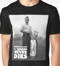 King The Legend Graphic T-Shirt