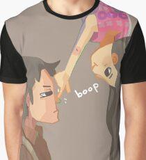 Captain Boop Graphic T-Shirt