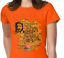 Martin Luther King, Jr. Day  Womens Fitted T-Shirt