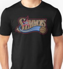 Ben Simmons Logo T-Shirt Slim Fit T-Shirt