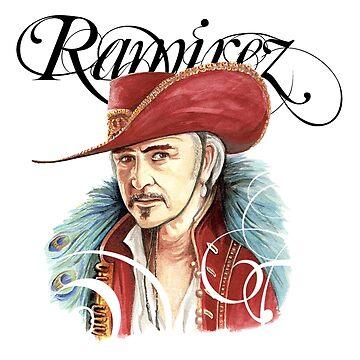 Ramirez Watercolour by kempster