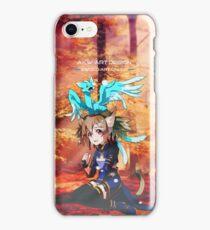 《Silica》 ALfheim Online iPhone Case/Skin