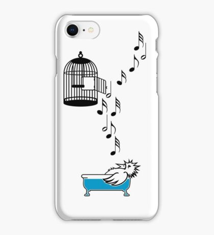 Empty Cage VRS2 iPhone Case/Skin