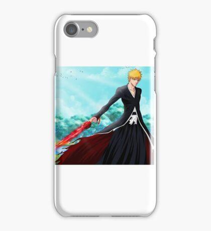 Ichigo iphone cases skins for 7 7 plus se 6s 6s plus for Bleach nice vibe shirt