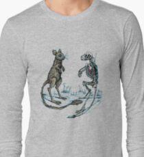 Greater Egyptian Jerboa Long Sleeve T-Shirt