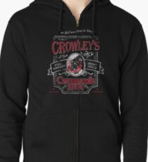 Crowley's Crossroads Inn Zipped Hoodie