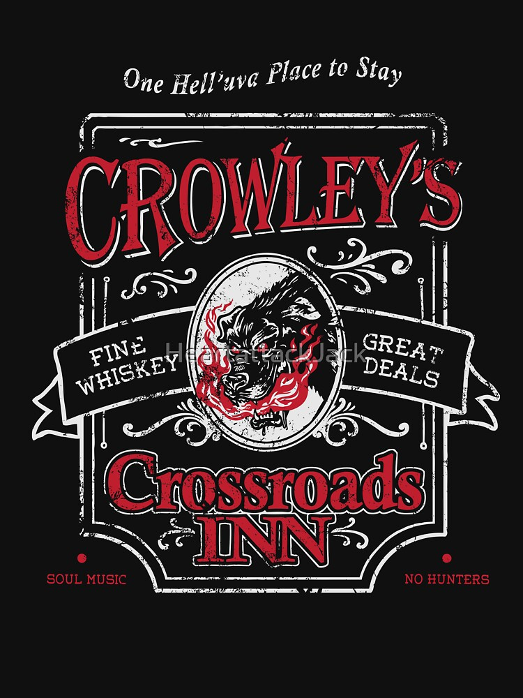 Crowleys Crossroads Inn von HeartattackJack