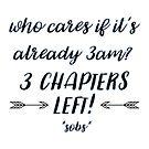 a bookworm's 3am life <3 <3 by Jasmine Pearl Raymundo