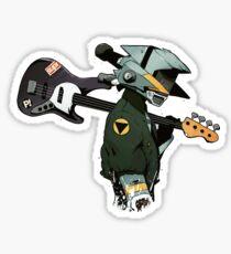 FLCL Guitar Sticker