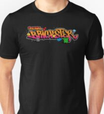 Original Brickster - Graffiti Version Unisex T-Shirt