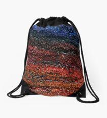 Timanfaya Abstract Drawstring Bag