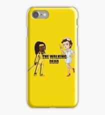 Kill the walking dead iPhone Case/Skin