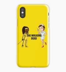Kill the walking dead iPhone Case/Skin