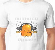 cute cuthulu rocking Unisex T-Shirt