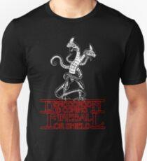 Stranger - Demogorgon is coming Unisex T-Shirt