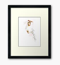 Olivia Newton-John 1982 Framed Print
