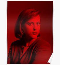 Gillian Anderson - Celebrity Poster