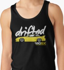 Drifted 180sx Tee - Yellowbird Edition by Drifted Tank Top