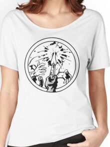to the face Women's Relaxed Fit T-Shirt