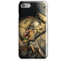 The Engineer iPhone Case/Skin