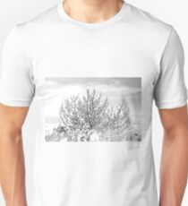 A Casualty Of Megastorm Sandy - Island Beach State Park - New Jersey - USA T-Shirt
