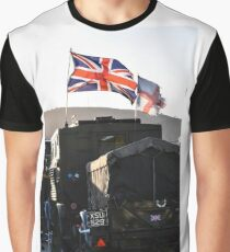 WW2 SIGS UNIT Graphic T-Shirt