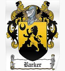 Barker  Poster