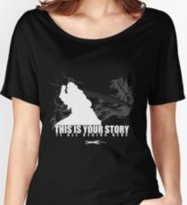 This is your story - Auron Women's Relaxed Fit T-Shirt
