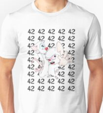 Pinky and The Brain Crossover! Unisex T-Shirt